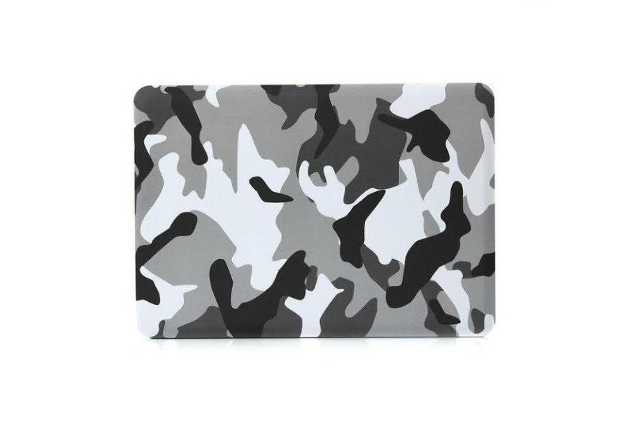 Camo Macbook Protective Case