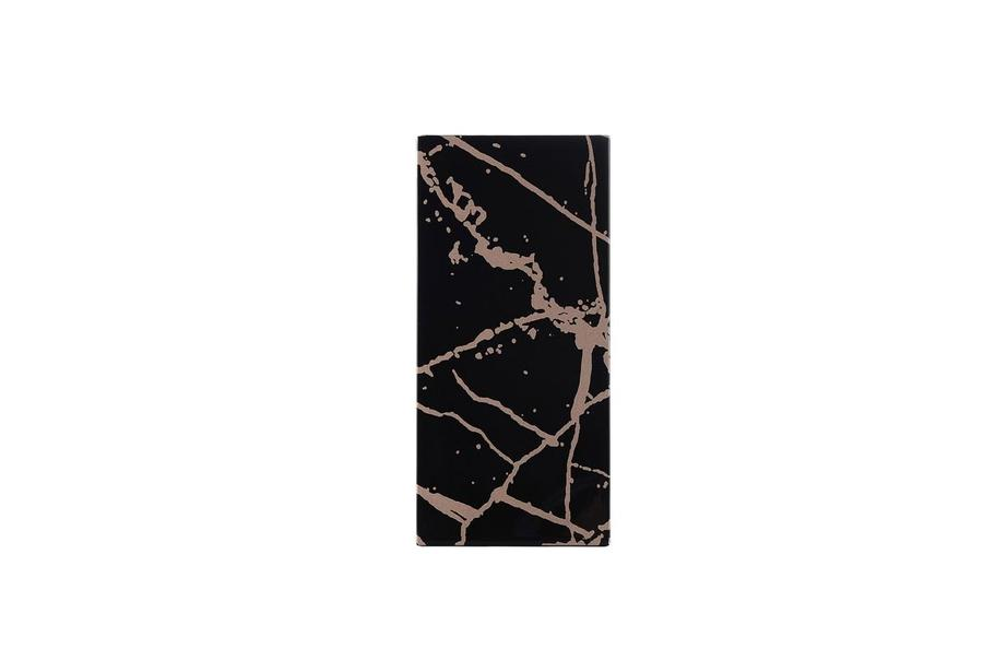 Black & Gold Marble Power Bank Charger