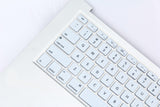 White Macbook Keyboard Cover