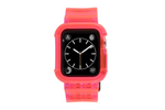 Neon Pink Watch Band