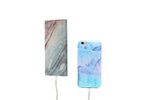 Brushed Marble Power Bank Charger