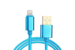 Blue Charge & Sync Cables