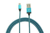 Black & Blue Charge & Sync Cables