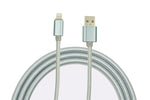 Silver Charge & Sync Cable
