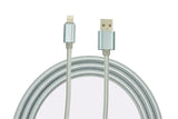 Silver Charge & Sync Cables