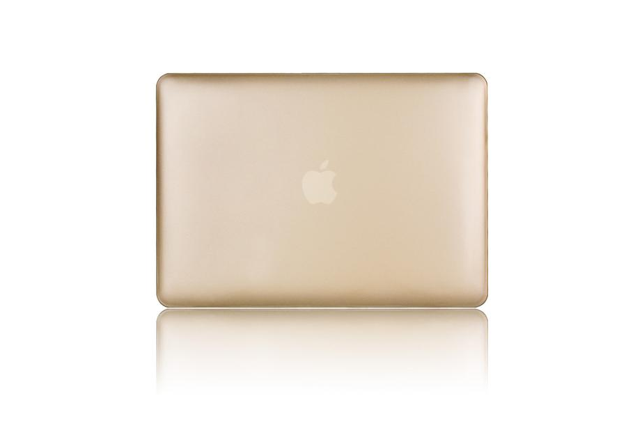 Gold Macbook Protective Case