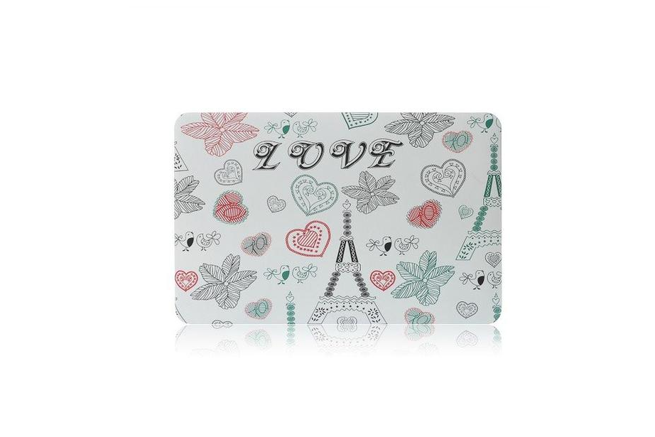 Love Macbook Protective Case