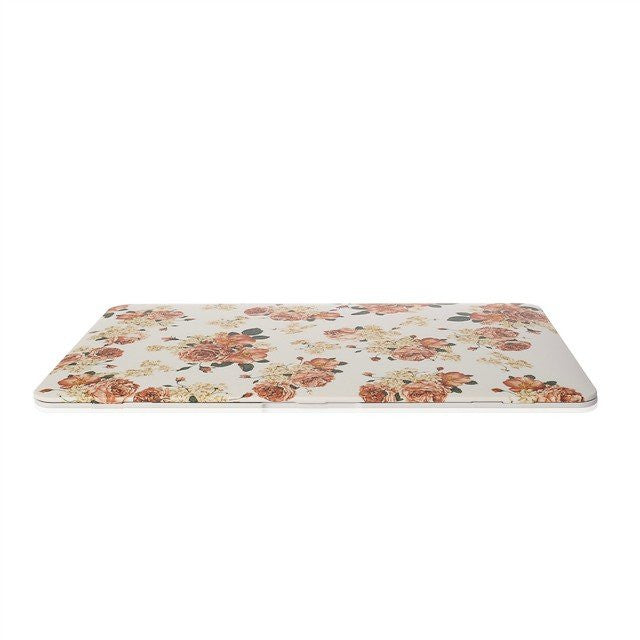 Floral Macbook Protective Case
