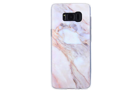 Cracked Blue Marble Samsung Phone Case