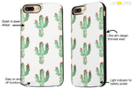 Cactus Battery Power Phone Case