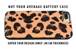 Leopard Battery Power Phone Case