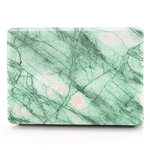 Emerald Green Marble Macbook Protector Set