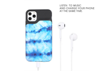 Blue Tie Dye Ultra Battery Case