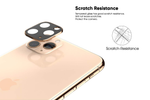 Gold Lens Protector for iPhone 11