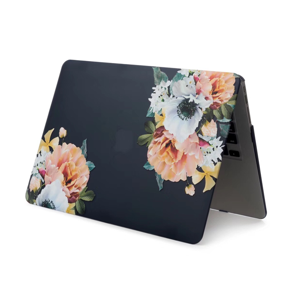 Floral Bouquet Macbook Protective Case