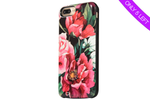 Romantic Floral Battery Power Phone Case