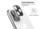 Silver Lens Protector for iPhone 11