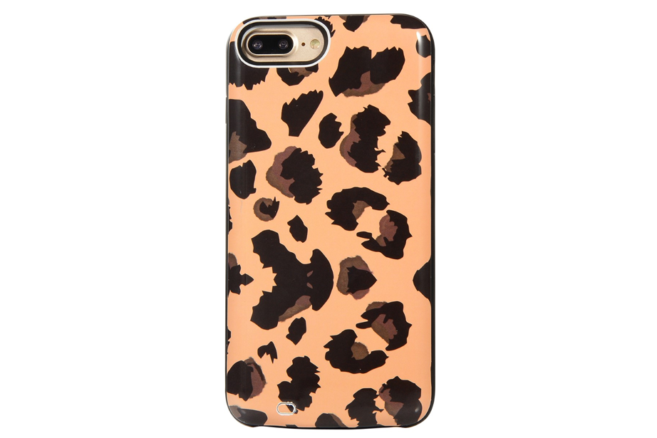 Leopard Battery Case