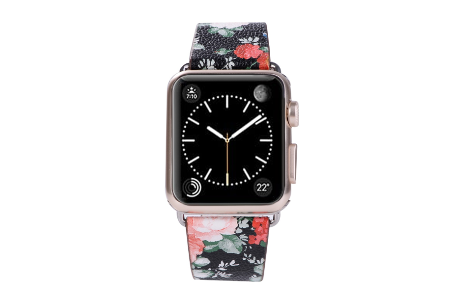 Floral Watch Band