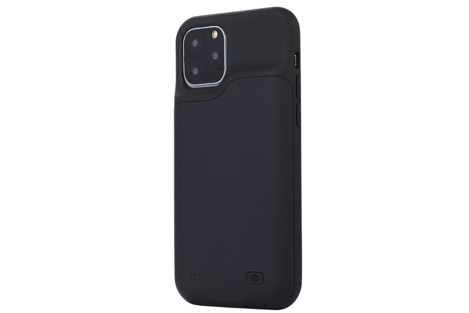 Black Ultra Battery Power Phone Case