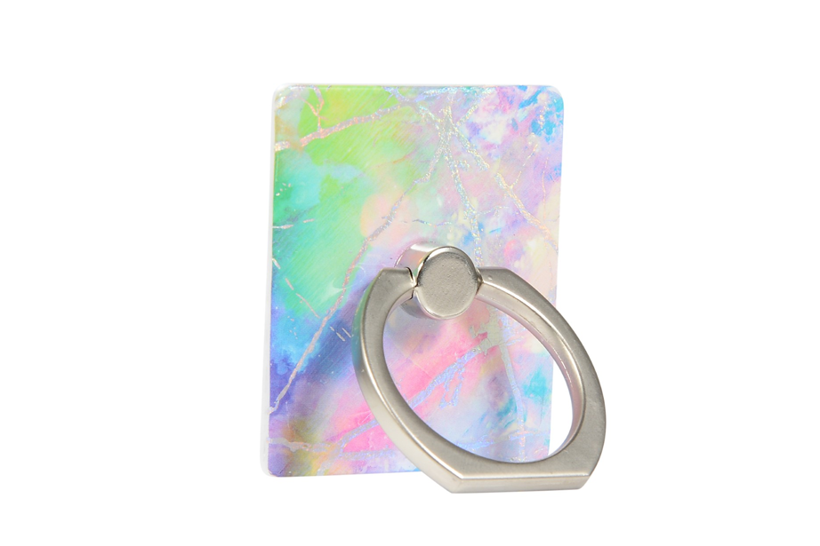 Candy Holo Marble Ring Holder