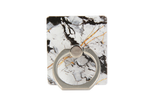 White Cracked Marble Ring Holder