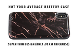 Storm Marble Battery Power Phone Case