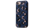 Blue Leopard Battery Power Phone Case