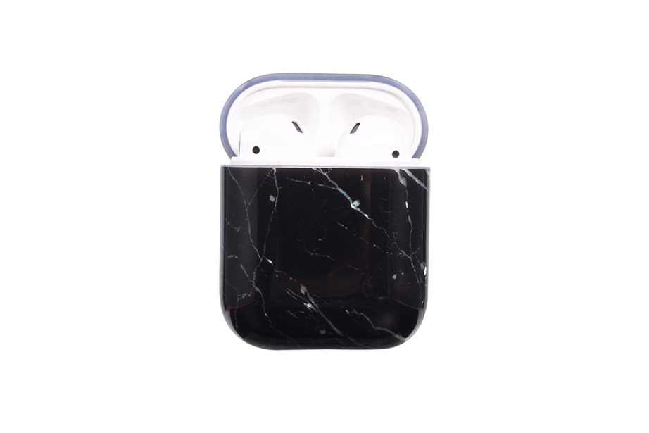 Black Marble AirPod Holder