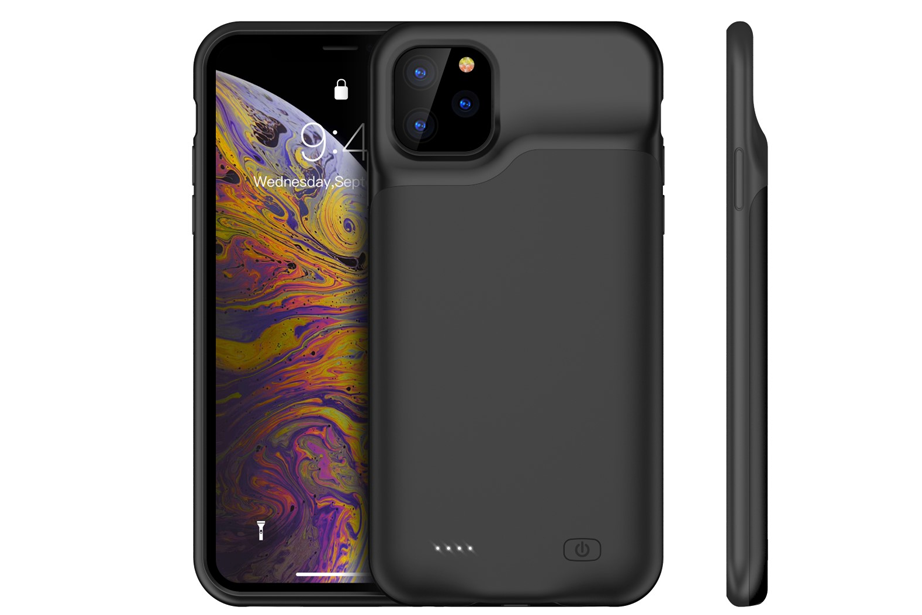 Black Ultra Battery Case