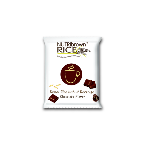 NutriBrownRice® Chocolate - qoo-health