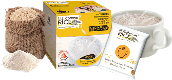 NutriBrownRice® Original