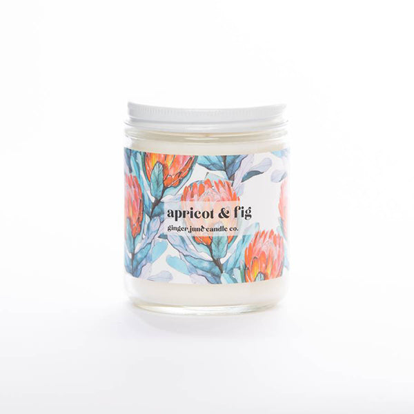 PATTERN PLAY COLLECTION- APRICOT FIG CANDLE