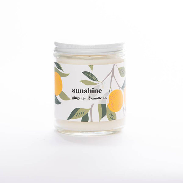 PATTERN PLAY COLLECTION- SUNSHINE CANDLE
