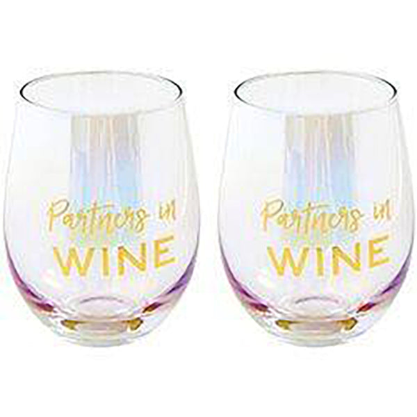 PARTNER IN WINE STEMLESS
