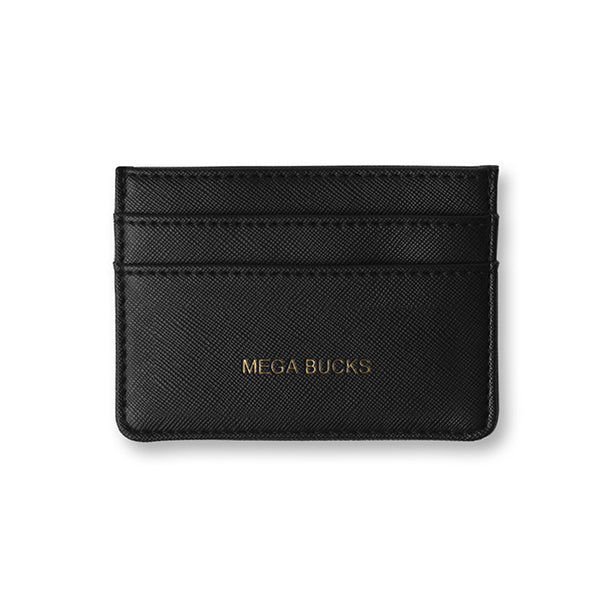 MEGA BUCKS CARD HOLDER