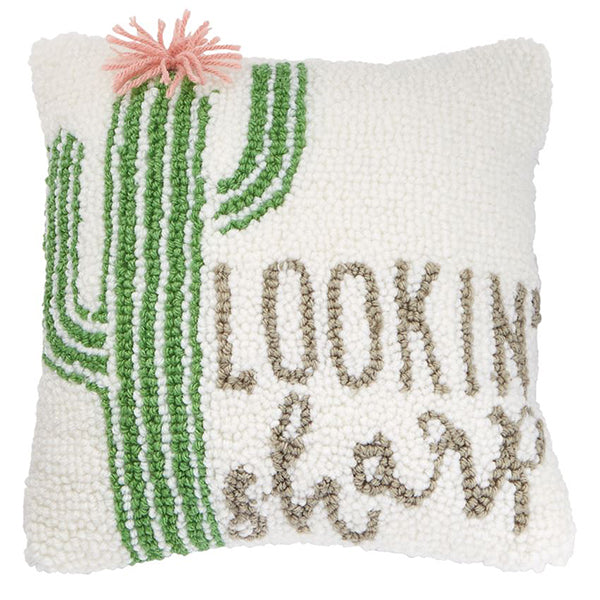 CACTUS PILLOW- LOOKIN SHARP