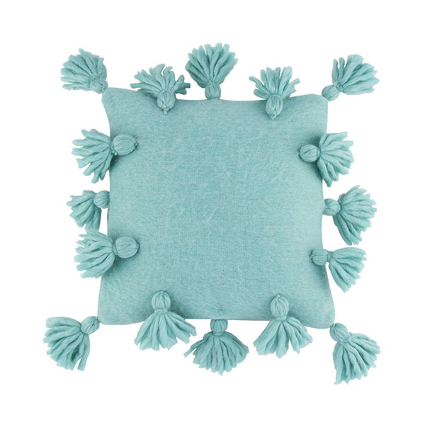 TEAL BALTHAZAR PILLOW