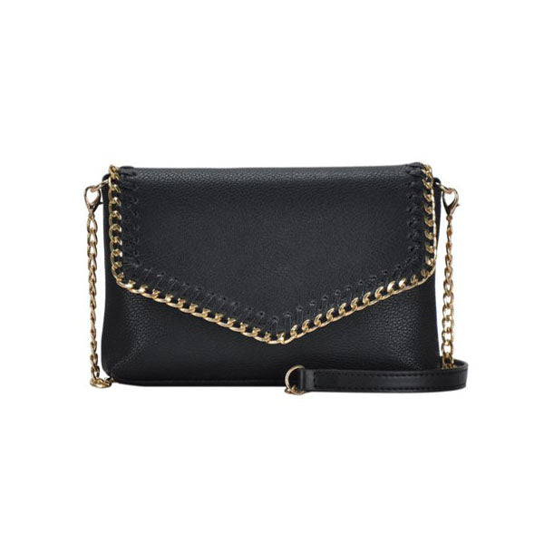 OFF THE CHAIN CLUTCH- BLACK