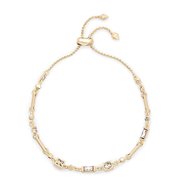KENDRA SCOTT- LILO BRACELET IN SMOKY MIX