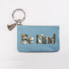 IN A WORD CLUTCH- BE KIND