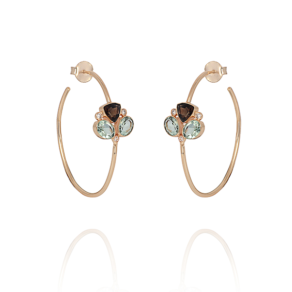 ROSEALIE EARRINGS