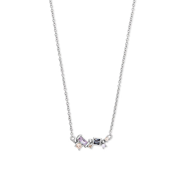 KENDRA SCOTT- GUNNER NECKLACE IN LILAC MIX