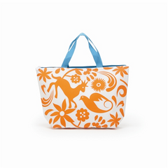 THERMAL LUNCH BAG- ORANGE