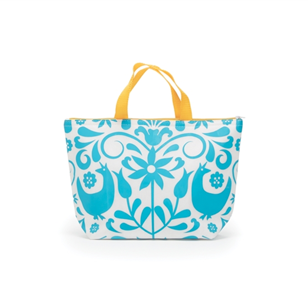THERMAL LUNCH BAG- BLUE