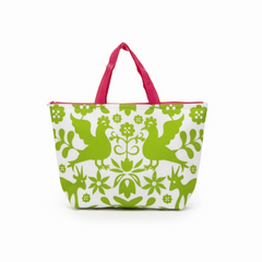 THERMAL LUNCH BAG- GREEN