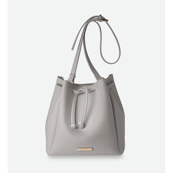 CHLOE BUCKET BAG - GREY