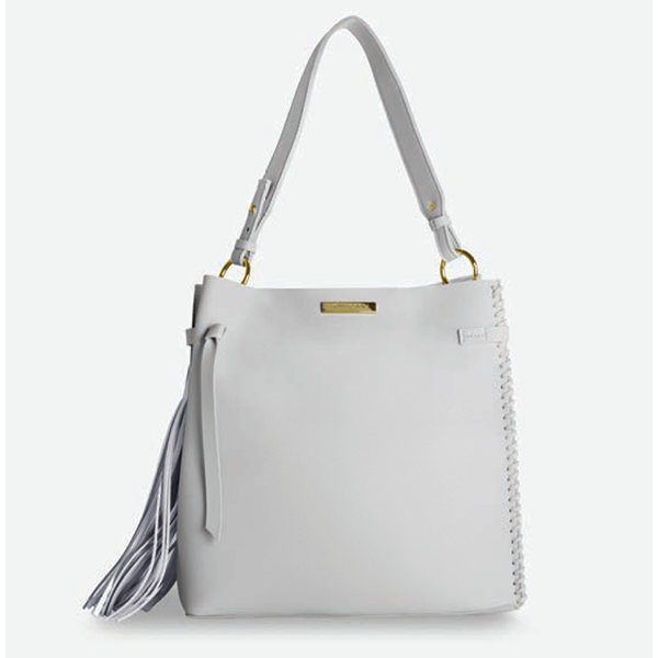 FLORRIE DAY BAG - GREY