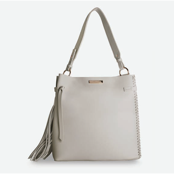 FLORRIE DAY BAG - STONE