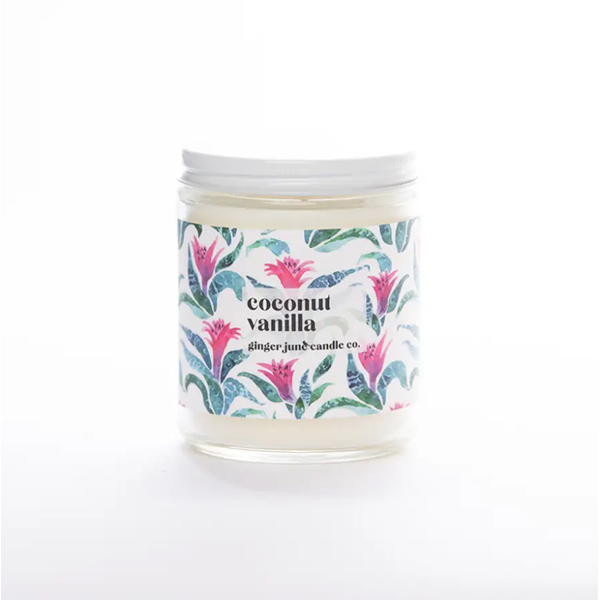 PATTERN PLAY COLLECTION- COCONUT VANILLA CANDLE
